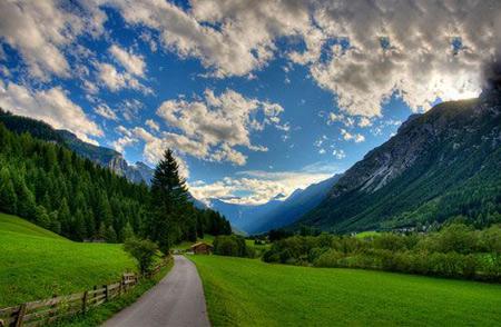 زیباترین جاذبه های گردشگری اتریش