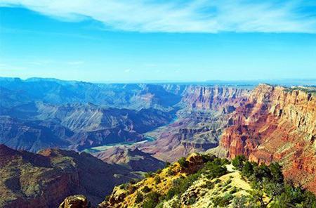 بهترین مکان های آمریکا,گردشگری آمریکا,جاهای دیدنی آمریکا