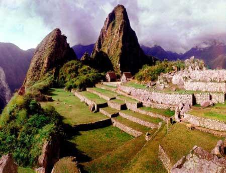 ماچو پیچو,شهر گمشدهٔ اینکاها,مکانهای تاریخی جهان