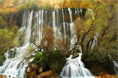 آبشارهای زیبای ایران,آبشارهای ایران