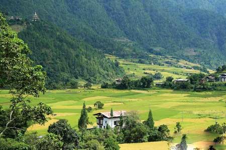 گردشگری,گردشگری در بوتان