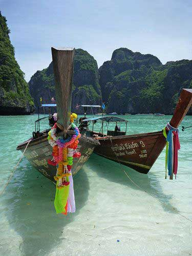 خلیج مایا,تایلند,جاهای دیدنی تایلند