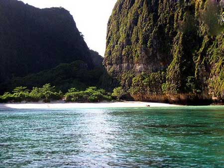خلیج مایا، بهشت اسرارآمیز تایلند