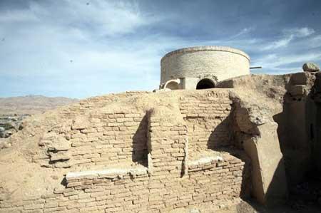 شهر تاریخی قلعه تل,آثار تاریخی ایران,قلعه تل خوزستان