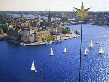 سوئد,اسکاندیناوی,دیدنیهای سوئد