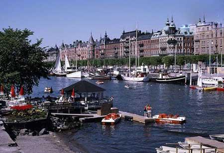 تصاویر دیدنی کشور سوئد