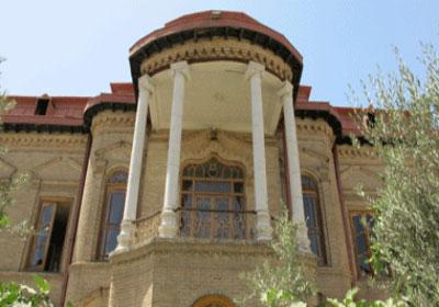 خانه مشیرالدوله,تصاویر خانه مشیرالدوله,خانه پیرنیا