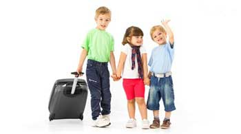 سقر کردن,مسافرت رفتن,مسافرت رفتن با بچه ها