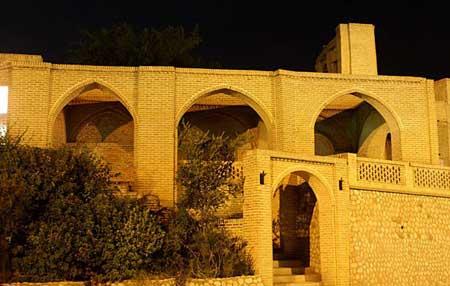 بافت تاریخی دزفول,دیدینیهای دزفول,آثار تاریخی دزفول