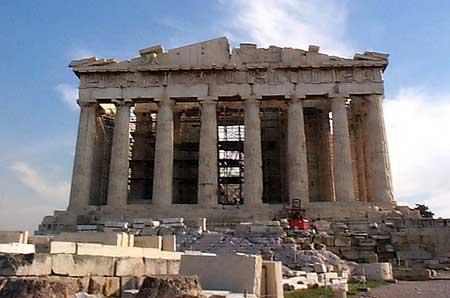 آکروپلیس,آشنایی با آکروپلیس - یونان,مکانهای تاریخی پونان
