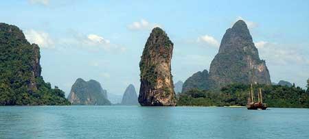زیباترین خلیج های جهان,خلیج های جهان,قشنگترین خلیج های جهان