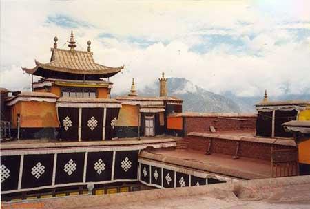 قصر پوتالا در لهاسا,قصر پوتالا,لهاسا,پوتالا بلندترین قصر تاریخی دنیا