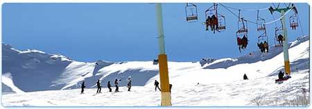 پیست اسکی ,پیست اسکی های ایران,اسکی بازی