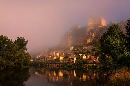 زیباییهای لبِ رودخانه های رمانتیک اروپا