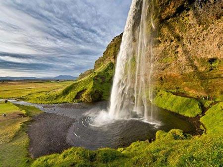 آبشارهای شگفت انگیز و زیبای سراسر دنیا,زیباترین آبشارهای ایران