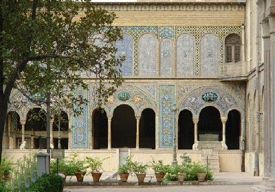 کاخ گلستان,تصاویر کاخ گلستان,کاخ گلستان تهران
