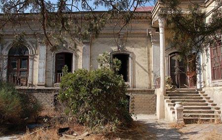 گردشگري: خانه اتحادیه یکی از نفایس معماری عصر قاجار
