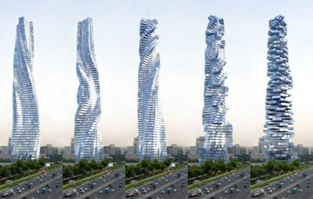 عجیبترین ساختمانهای جهان,جالبترین ساختمانهای جهان