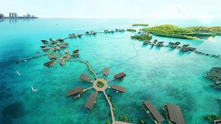 گردشگری,تور گردشگری,مکان گردشگری جدید در سال 2014,مکانهای تفریحی جهان