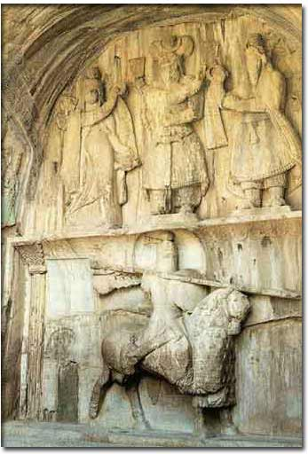مجموعه تاریخی طاق بستان