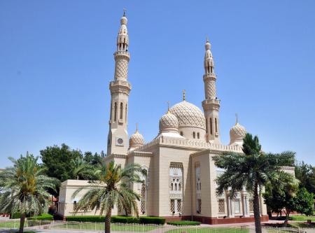 جاهای دیدنی دبی,مکانهای دیدنی دبی,مسجد جمیرا