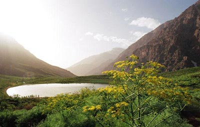 دریاچه کوه گل,مکانهای تفرحی ایران