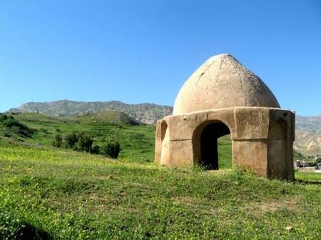 جهار تاقی,آثار تاریخی ایلام
