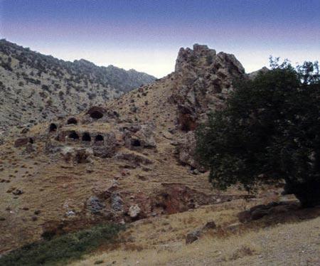 قلعه سام,گردشگری ايلام