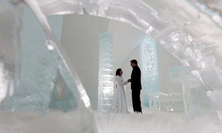 هتل یخ و برف,هتل های خاص جهان