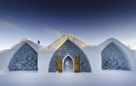 هتل دی گلاس,قطب گردشگری کانادا
