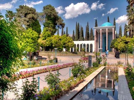 شیراز,جاذبه های گردشگری شیراز,مکانهای تفریحی شیراز,آثار تاریخی شیراز