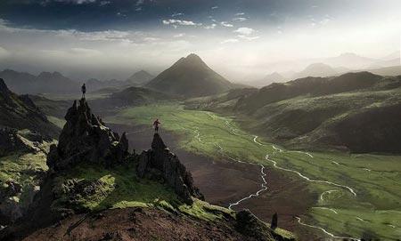 جمهوری ایسلند,ایسلند,جاذبه های گردشگری ایسلند,مکانهای تفریحی ایسلند