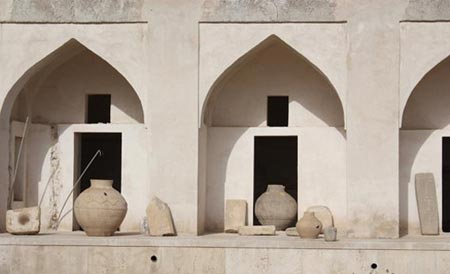 گردشگری: شهر تاریخی هفت گنبد