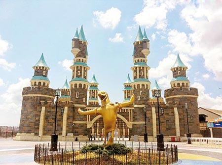 گشت و گذار در کاخ سلطان سلیمان