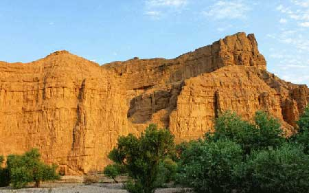 دره توبیرون خوزستان,دره توبیرون,گردشگری
