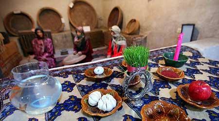 موزه مردمشناسی اردبیل,اردبیل,مکانهای تفریحی اردبیل