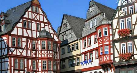 مسیرهای گردشگری دیدنی در آلمان,گردشگری,تور گردشگری