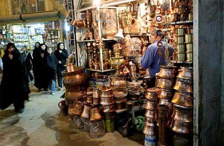 بازار تاریخی اراک,اراک,دیدنیهای اراک