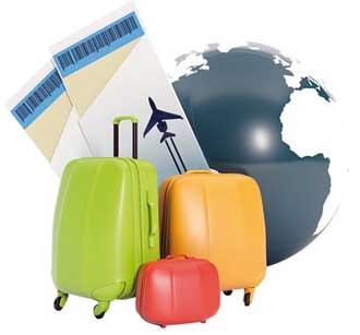 وسایل سفر,چمدان بستن برای سفر