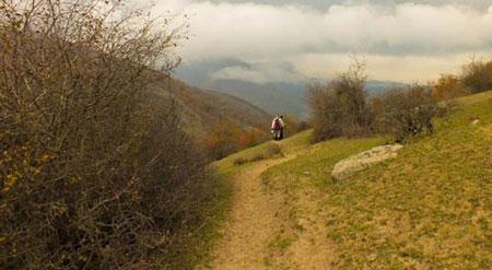کوه لاکمر,جاذبه های کوهنوردی در کوه لاکمر,گردشگری,تور گردشگری
