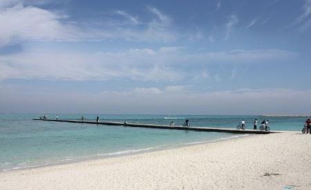 پارک ساحلي مرجان,گردشگری,تور گردشگری