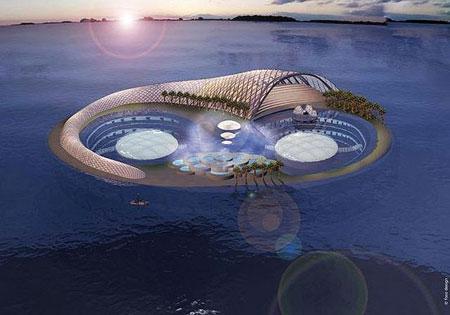 مشهورترین هتل های زیردریایی دنیا