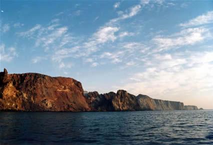 هرمز یک جزیره اسرار آمیز