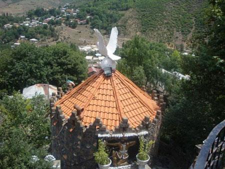 روستای کندلوس,گردشگری,تور گردشگری,روستای ییلاقی کندلوس,