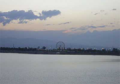 دریاچه شورابیل,تصاویر دریاچه شورابیل,دریاچه شورابیل اردبیل