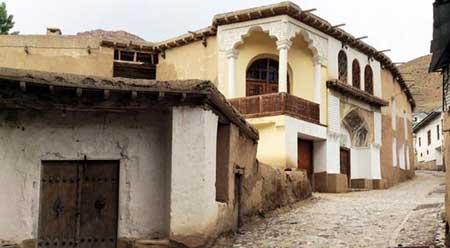 خانه نیما یوشیج,خانه نیما یوشیج در روستای یوش