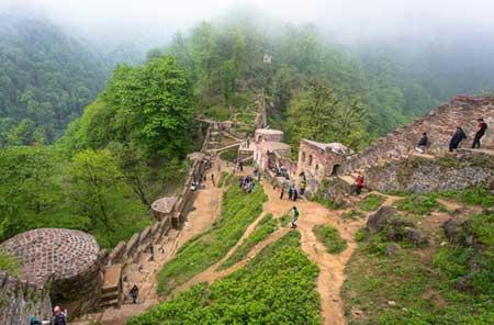 گردشگری,مکانهای تفریحی ایران, جاذبههای کمتر شناختهشده ایران