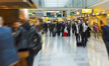 فرودگاه,گذراندن وقت در فرودگاه