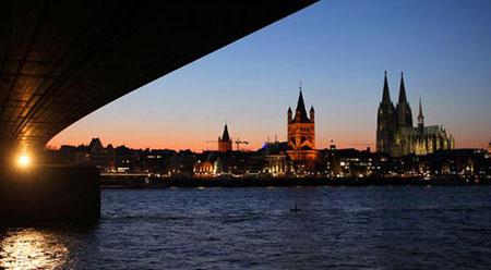 ده مکان مشهور گردشگری در آلمان,آلمان,جاهای دیدنی آلمان