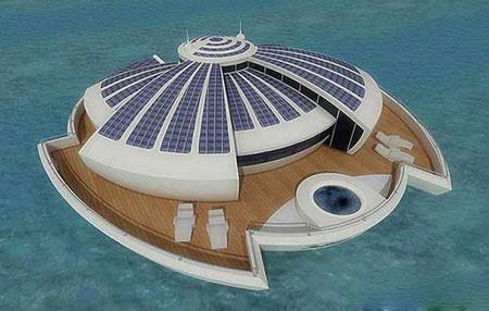 هتل شناور خورشیدی در ایتالیا,گردشگری,تور گردشگری